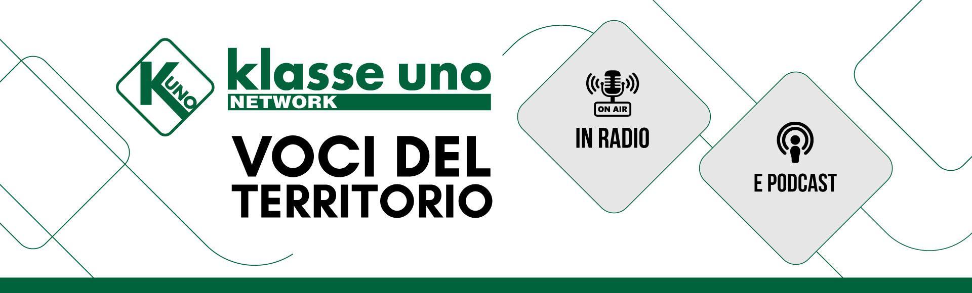 Voci del Territorio - Podcast