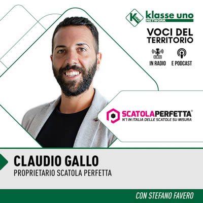 Voci del Territorio - Claudio Gallo